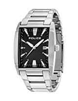 Police Analog Black Dial Men's Watch - PL13887MS02MJ