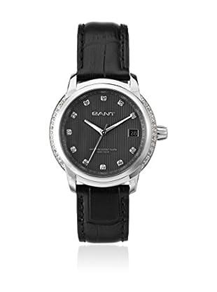 Gant Reloj con movimiento cuarzo japonés Linsbrooke W10713 Negro 37 mm