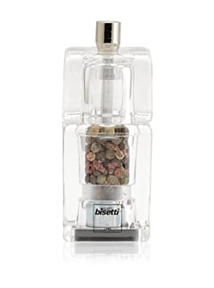 Pepper Style by Bisetti Spice Mill with Spice (Creole Mix)