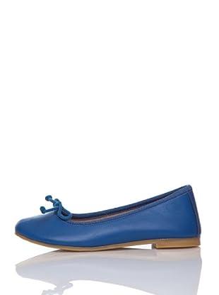 Billowy Bailarinas Lazo (Azul Eléctrico)