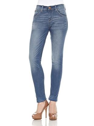 Levi´s Jeans New BF Skinny high white stretch W31L32