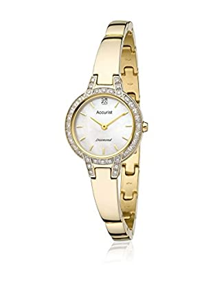 Accurist Reloj de cuarzo Woman LB1584P 2202707 26.5 mm