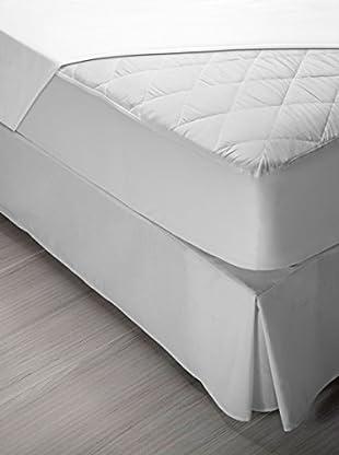 Pikolin Home Protector de Colchón Microfibra (Blanco)