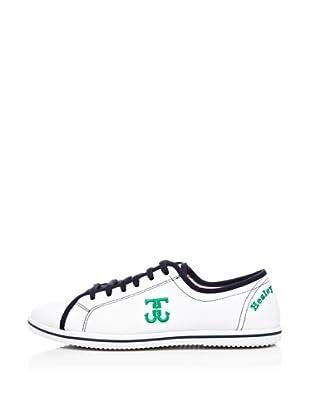 Hesley Cooper Zapatilla (Blanco / Verde)