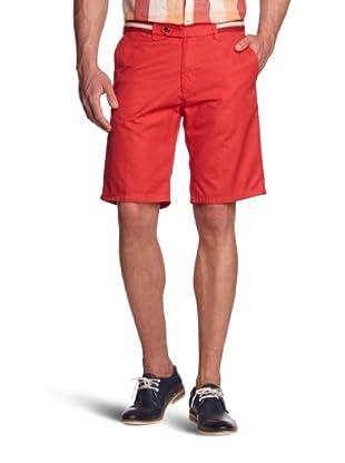 Scotch & Soda Shorts Chino Striped (cuban red)