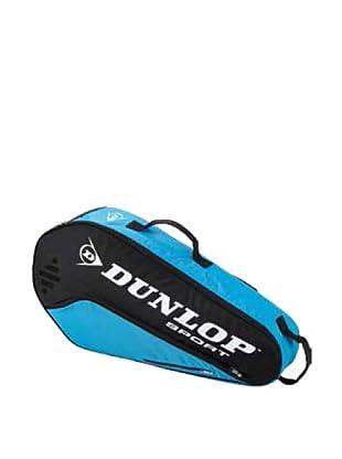 Dunlop Portaracchette Portaracchette Thermo Tour Da 3  Blu 1
