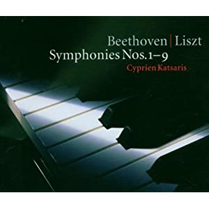 Beethoven/Liszt: Symphonies 1-9