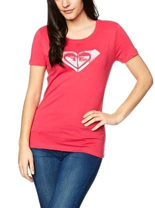 Roxy Camiseta Beach Brights (Rosa)