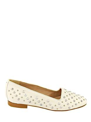 Eye Shoes Sleepers Tachuelas (Blanco)
