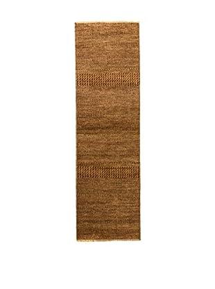 RugSense Teppich Grass hellbraun 227 x 65 cm