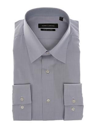 Pierre Clarence Camisa de manga larga (Gris)