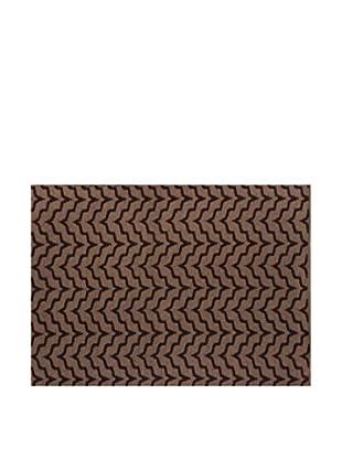 Vical Home Teppich braun/natur