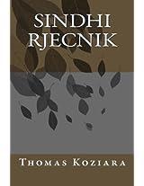 Sindhi Rjecnik