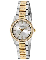 Daniel Klein Analog Silver Dial Women's Watch - DK10868-4