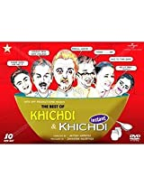 The Best of Khichdi and Khichdi (10 DVD Set)