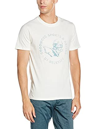 Goodwood by Belstaff Camiseta Manga Corta Speedking