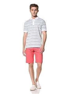 Original Penguin Men's Short Sleeve Polo Shirt (Aquamarine)