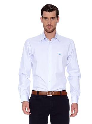 Caramelo Camisa Henri (Azul)