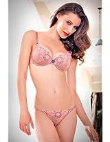 Enamor Floral Laced Bikini Women Briefs Dp 15