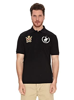 Polo Club Polo Custom Fit (Negro)