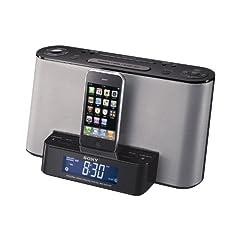 iPodドックスピーカー(ブラック)[SRS-GCS10IP/B] - SONY