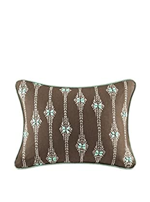 Harbor House Miramar Pillow, Walnut