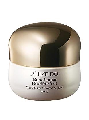 SHISEIDO Tagescreme Benefiance 15 SPF 50 ml, Preis/100 ml: 147.98 EUR