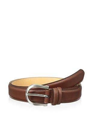 Trafalgar Men's Westport Belt (Cognac)