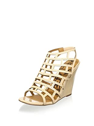 Kelsi Dagger Women's Eris Wedge Sandal (Beige)