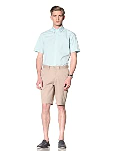 Report Collection Men's Twill Short (Tan)