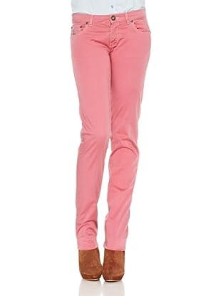 US Polo Assn Pantalón 5 bolsillos (Rosa)