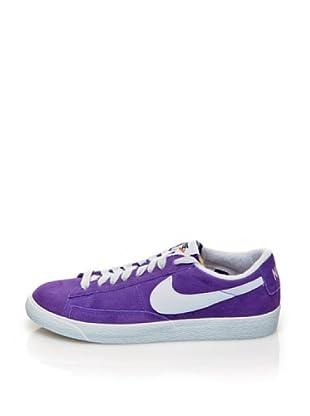 Nike Zapatillas Blazer Low Prm (Vntg Suede) (Violeta)