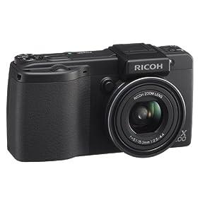 リコー  RICOH デジタルカメラ GX200 ボディ GX200