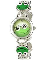 "Frenzy Kids' FR154 ""Frog Novelty"" Watch"