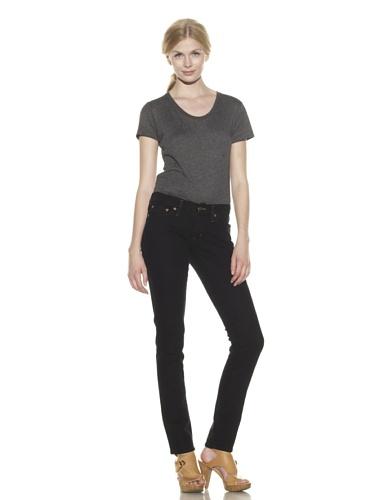 Red Engine Women's Cayenne Jeans (Black)