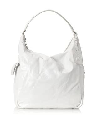 Yves Saint Laurent Women's Soft Leather Tote, White