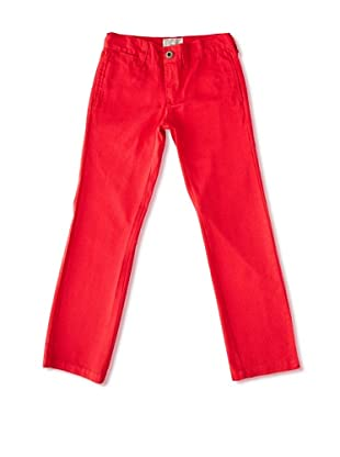 New Caro Pantalón Clorinde Niña (Rojo)