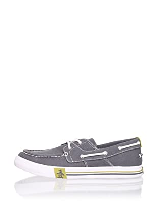 Original Penguin Men's Fly Ocean Boat Shoe (Castlerock)