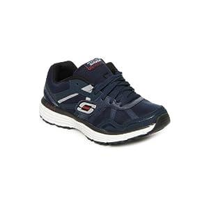 Skechers Men Navy Agility-Victory Won Sports Shoes