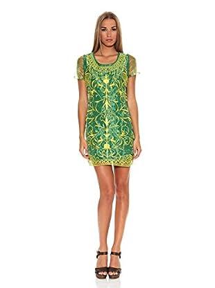 Sándalo Vestido Dorian (Verde)