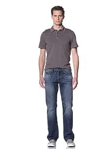 Dylan George Men's Mark Straight Leg Jeans (Rouen Blue)