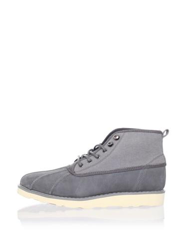Generic Surplus Men's Duck Boot (Charcoal Grey)