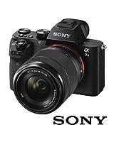 Sony Alpha ILCE-7M2K Digital SLR Camera with SEL2870 Lens (Black)