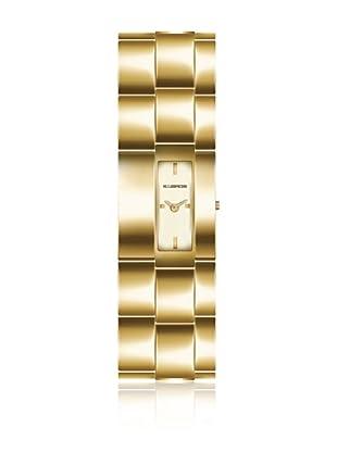 K&Bros  Reloj 9162 (Dorado)