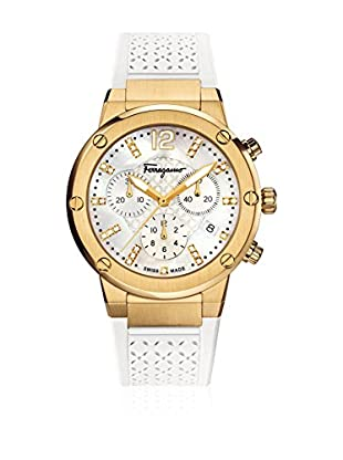 Salvatore Ferragamo Timepieces Reloj de cuarzo Woman Blanco 39 mm