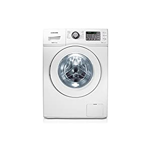 Samsung WF600B0BKWQ/TL Front-loading Washing Machine (6 Kg, White)