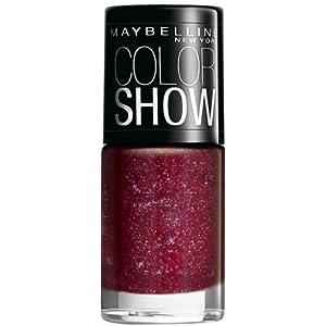 Maybelline Color Show Nail Enamel, Velvet Wine