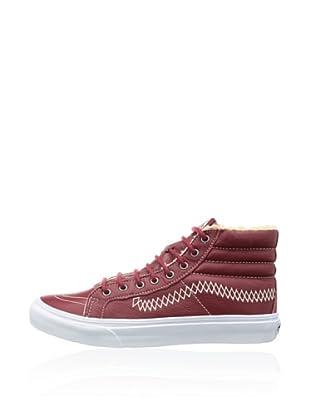 Vans Zapatillas SK8 Hi Slim (Burdeos)