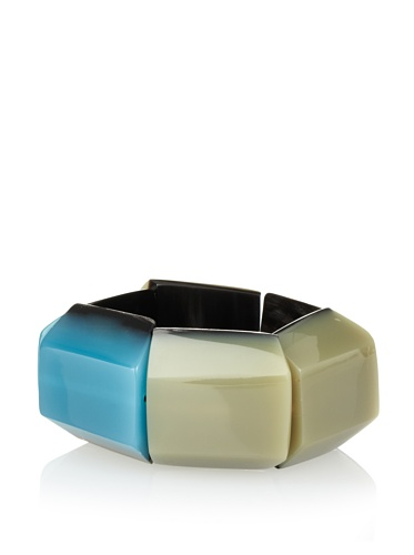 MARNI Women's Beaded Stretch Bracelet, Azur