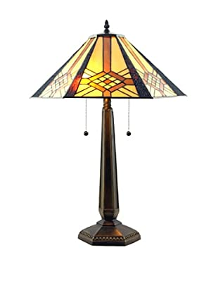 Legacy Lighting Mohave Table Lamp, Vestige Pewter